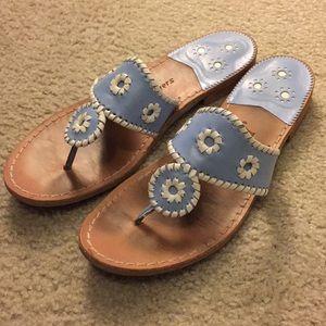 Jack Rogers Navajo Thong Sandal